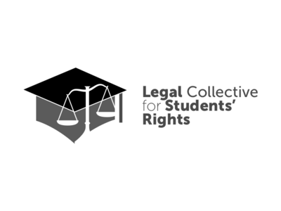 Logo : Legal Collective for Student's Rights.