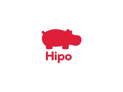 New Logo for Hipo hippo new brand logo