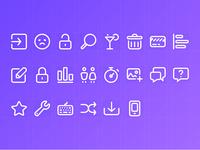 Icon Set - Preview