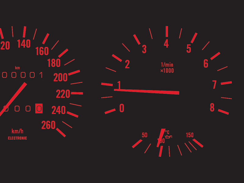 Clocks by Brian Douglas Hayes on Dribbble