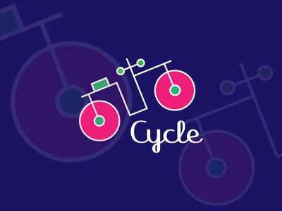 By Cycle for traveling logo and icon 2021|| brand logo abstract exercise business athlete transport race bicycle sport drive ride cycleforsurviva cycleshots cycletour icon logotype creativelogo cycle brandidentity logo branding