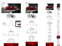 Resposive Layout Casestudy Page