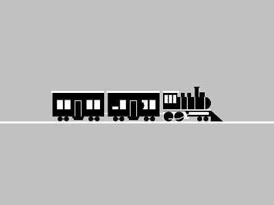 Ciuf Ciuf salven graphic train viaggio salvador illustration treno way illustrazione