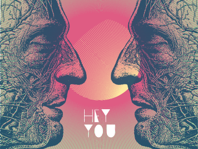 Hey You illustration salven cover