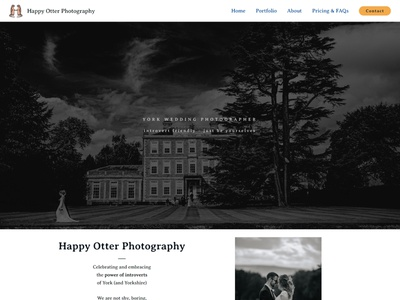 Wedding photographer - website design website design and development website design company design wedding website website designer website design