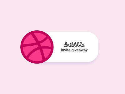 Dribbble invite giveaway dribbble vector giveaway invite dribbble giveaway dribbble invite ticket