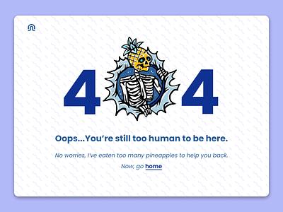 404 Page dailyui dailyuichallenge ui user interface design figma design figma concept design ui design 404