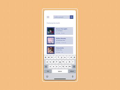 Search mobile app search bar ui search bar search uiux user interface design ui design figma design figma concept design dailyuichallenge dailyui
