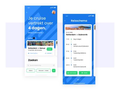 Cruiseplanner App