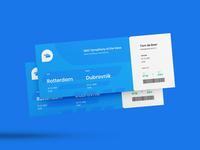 Cruiseplanner Ticket