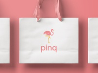 Pinq shopping bag