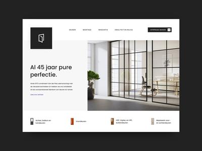 Van der Plas website