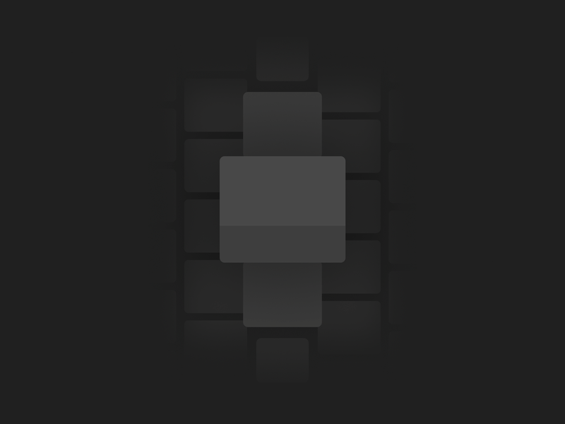 Dokyu Motion Templates subtle feathering minimal design