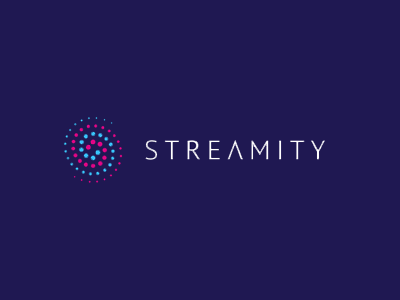 Streamity s letter space