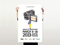 SXSW Poster Series: Film