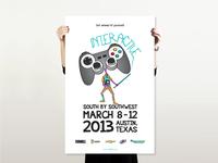 SXSW Poster Series: Interactive