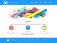 cleesf.com - Multi-Blog Wordpress Site