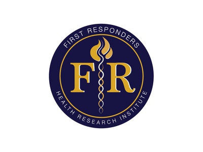Logo for First Responders Health Organization logo nonprofit
