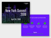 New York Summit Flyer
