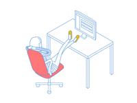 Illustration Style Development - 2