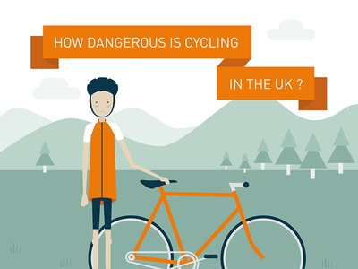 Cycling deaths infographic infographic cyclist bike cycling