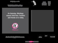 Map - 2018 Rhythmic Mock Meet