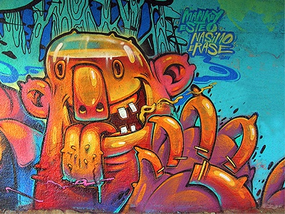Rrrr georgi dimitrov erase illustrations art graffiti streets poland lublin mos burn fire forest