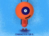 Character for g.