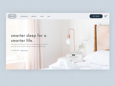 Ooler Homepage