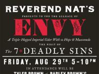 Envy release poster black 01a