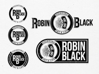 Robin Black Logo Exercise