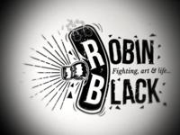 Robin Black Logo Exercise
