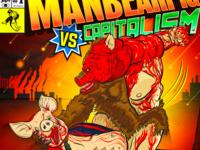 Manbearpig Comic Book Cover