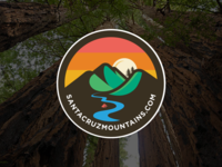 Santa Cruz Mountains Branding