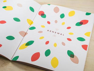 Nuru International Annual Report gabriel schut gabe schut renewal leaves africa print layout colorful spread book annual report