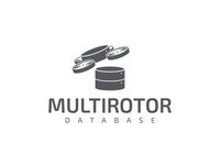 Multirotor Database logo design
