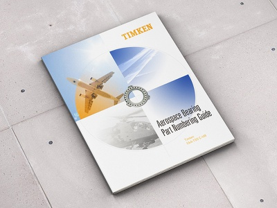 Cover design corporate minimal modern aero guide conceptual typography cover print gabriel schut