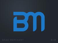 B+M Logo Monogram
