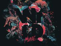 Nuage - WILD - LP Cover