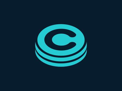 Cents Brandmark business cards app ios app technology visual identity branding identity logo brandmark