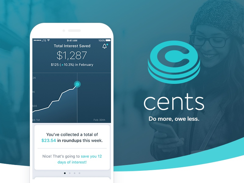 Cents visual identity