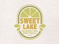 Sweet Lake Tee Concept