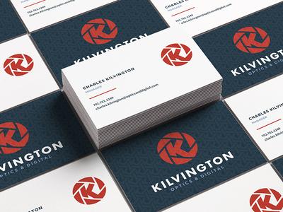 Kilvington Visual Identity illustration typography business cards brand identity brand design salt lake city design graphic design badge brandmark visual identity identity logo branding