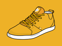 Shoe Illustration K1X
