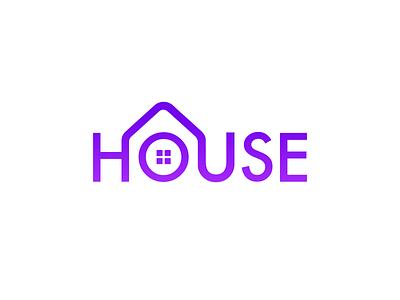 House Logotype minimal logogram hexa logo modern logo logodesign creative logo branding logotypes logomark logotype design home logo logotype house logo