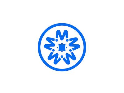Letter M logomark ui logo illustration design hexa logo modern logo logomark logodesign creative logo branding minimalist creative logo design modern logo design logo design lettermark m