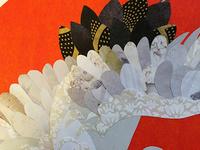 Japanese Crane Collage