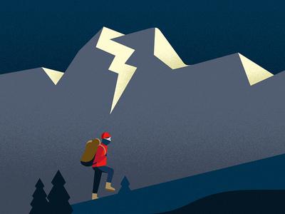 Dangers of mountain climbing