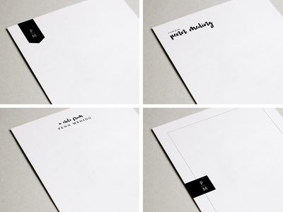 Personal Stationery Concepts