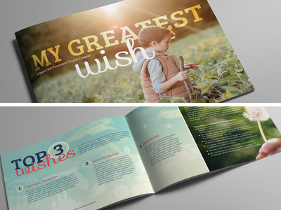 A Special Wish Brochure